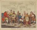 Political Quadrille, by Charles Williams, published by  Elizabeth Walker - NPG D46026