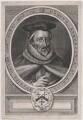 Sir Edmund Anderson, by William Faithorne - NPG D46098