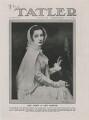 Hazel (née Martyn), Lady Lavery as Lady Hamilton, by Hugh Cecil (Hugh Cecil Saunders) - NPG x193464