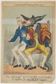 The Great Dictator and his Mighty Councillor, the Donkey Mare, after John Phillips - NPG D46047