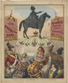 Arthur Wellesley, 1st Duke of Wellington ('The Wellington Cake'), published by J. Lewis Marks - NPG D46057