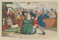 All a Bottle of Smoke!! or John Bull and the Secret Committee, published by John Fairburn - NPG D46058