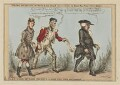 Take Care of Your Pockets - A Hint to the Orthodox, by William Heath, published by  Thomas McLean - NPG D46066