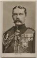 Herbert Kitchener, 1st Earl Kitchener, by Alexander Bassano, published by  P. Scopes & Co Ltd - NPG x196885