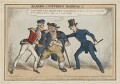 Daring & Impudent Robbery!!!, by William Heath, published by  Thomas McLean - NPG D46068