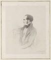 George Gordon Byron, 6th Baron Byron, by Richard James Lane, after  Alfred, Count D'Orsay - NPG D45987