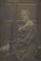 Jane Maria (née Grant), Lady Strachey, by Frederick Hollyer - NPG Ax160912