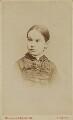 Elinor Rendel (née Strachey), by Albert Adolphe Boucher - NPG Ax160915