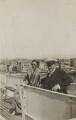 Probably Josephine ('Posy') Lee Guinness (née Strangman); Winston Churchill, by Lady Evelyn Hilda Stuart Moyne (née Erskine) - NPG Ax183135