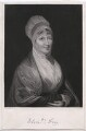 Elizabeth Fry, by John Cochran, after  Charles Robert Leslie - NPG D46118