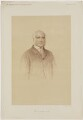 George Lane-Fox, printed by Vincent Brooks, Day & Son - NPG D46119