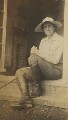 Pippa Strachey, by Rachel Pearsall Conn ('Ray') Strachey (née Costelloe) - NPG Ax160939
