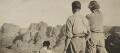 Walter Edward Guinness, 1st Baron Moyne of Bury St Edmunds; Frederick Gerard Peake; Clementine Ogilvy Spencer-Churchill (née Hozier), Baroness Spencer-Churchill, by Lady Evelyn Hilda Stuart Moyne (née Erskine) - NPG Ax183277