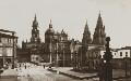 'Santiago de Compostela', possibly by Lady Evelyn Hilda Stuart Moyne (née Erskine) - NPG Ax183102
