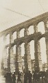 'Roman acqueduct restored by Isabella the Catholic' (Segovia, Spain), by Unknown photographer - NPG Ax183110