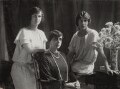 Princess Paul of Yugoslavia (Princess Olga of Greece); Princess Elena of Greece and Denmark (née Grand Duchess Elena Vladimirovna of Russia); Elizabeth, Countess Toerring-Jettenbach, by Lafayette (Lafayette Ltd) - NPG Ax29351