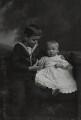 George Louis Victor Henry Sergius Mountbatten, 2nd Marquess of Milford Haven; Louis Mountbatten, Earl Mountbatten of Burma, by Lafayette (Lafayette Ltd) - NPG Ax26448