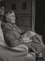 Agatha Christie, by Planet News - NPG x199287