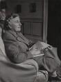 Agatha Christie, by Planet News - NPG x199287