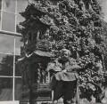 Agatha Christie, by Unknown photographer - NPG x199289