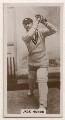 Sir Jack Hobbs, published by J. Millhoff & Co Ltd - NPG x196370