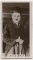 Charlie Chaplin, published by J. Millhoff & Co Ltd - NPG x196381