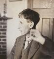 Leonard Sidney Woolf, by Barbara Strachey (Hultin, later Halpern) - NPG Ax160975