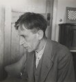 Leonard Sidney Woolf, by Barbara Strachey (Hultin, later Halpern) - NPG Ax160976