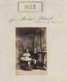 Sir (Michael) Hugh Shaw-Stewart, 8th Bt
