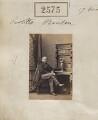(Edmund) Ernst Leopold Schlesinger Benzon
