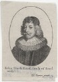 John Finch, 1st Baron Finch, by Wenceslaus Hollar, after  Edward Bower - NPG D46199