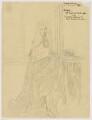 Theophilus Hastings, 7th Earl of Huntingdon, by Charles Kingsley Adams, after  Unknown artist - NPG D46204