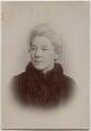 (Emma) Jane Catherine Cobden Unwin, by Fradelle & Young - NPG x131220