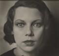 Tilly Losch, by Emil Otto ('E.O.') Hoppé - NPG P1995