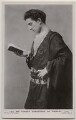 Sir Johnston Forbes-Robertson as Hamlet in 'Hamlet', by Lizzie Caswall Smith, published by  J. Beagles & Co - NPG x196358
