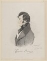 (William Grattan) Tyrone Power, by Richard James Lane, published by  John Mitchell, after  Alfred, Count D'Orsay - NPG D46236