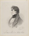 James Sheridan Knowles, by Richard James Lane, after  Alfred, Count D'Orsay - NPG D46238