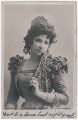 Nellie Melba, by Reutlinger, published by  Rotary Photographic Co Ltd - NPG x198216