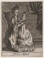 Sophia Charlotte of Mecklenburg-Strelitz; Prince Alfred, after Unknown artist - NPG D46381