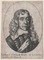 James Stuart, 1st Duke of Richmond and 4th Duke of Lennox, by Wenceslaus Hollar - NPG D46385