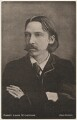 Robert Louis Stevenson, published by William J. Hay - NPG x196190