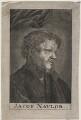Unknown man called James Nayler, after School of Rembrandt Harmensz van Rijn - NPG D46391