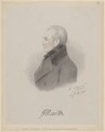 William Dowton, by Richard James Lane, published by  John Mitchell, after  Alfred, Count D'Orsay - NPG D46251