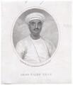 Mirza Abu Taleb Khan ('Aboo Taleb Khan'), by William Ridley, after  Samuel Drummond - NPG D45773