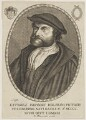 Hans Holbein the Younger, published by Balthasar Moncornet, after  Hans Holbein the Younger - NPG D45767