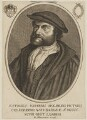 Hans Holbein the Younger, published by Balthasar Moncornet, after  Hans Holbein the Younger - NPG D45768