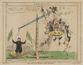 Moral against physical force, by 'William Tell', published by  James McCormick - NPG D46376