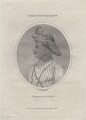 Tipu, Sultan of Mysore ('Tippoo Sultaun'), by William Ridley, published by  John Sewell - NPG D45784