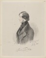 Charles Tyrwhitt, by Richard James Lane, after  Alfred, Count D'Orsay - NPG D46255