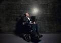 Stephen William Hawking, by Richard Ansett - NPG x199386